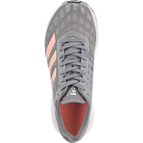 adidas Adizero Boston 9 Schoenen Dames, grey three/silver metal